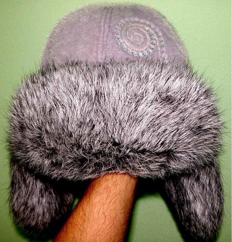 Как сшить шапку из меха или Красиво жить